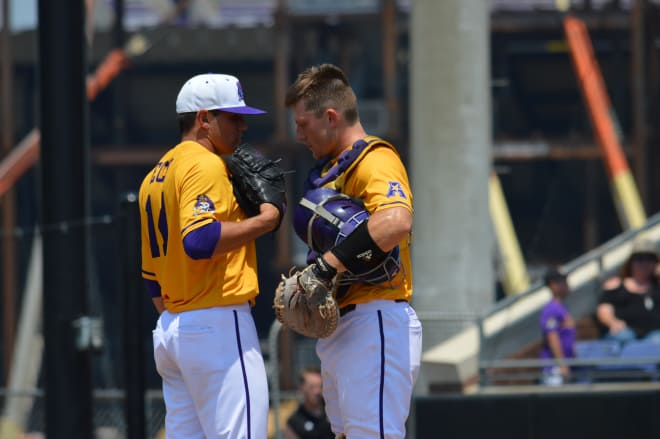 ECU's Jake Washer is the fourth Pirate catcher named as a semifinalist for the Johnny Bench Award.