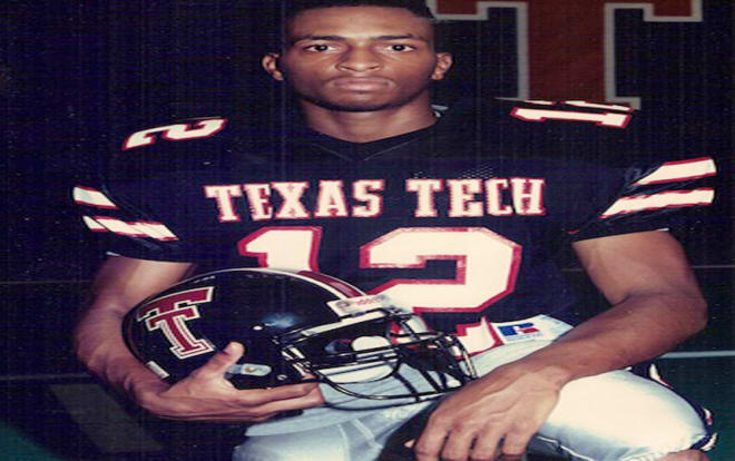 Texas Tech HOF quarterback Robert Hall was coached by Bruce Chambers at Dallas Carter