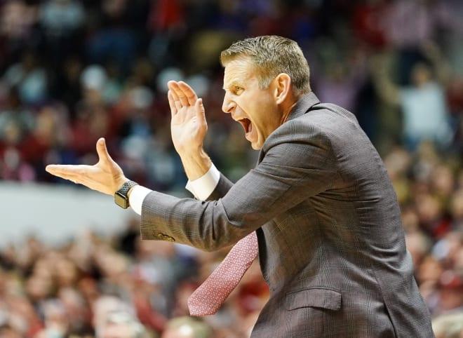 Alabama basketball head coach Nate Oats. Photo | Imagn