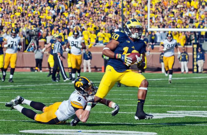 Michigan Wolverines football's Jeremy Gallon