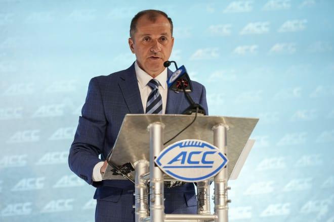 ACC Commissioner Jim Phillips