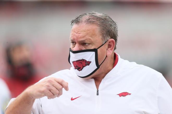 The 2020 Texas Bowl between Arkansas and TCU has been canceled.