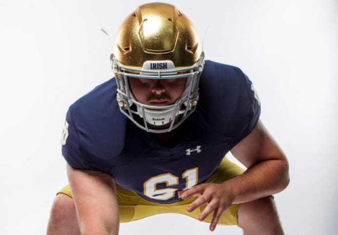 Grunhard will bring experience and a winning attitude coming from Notre Dame