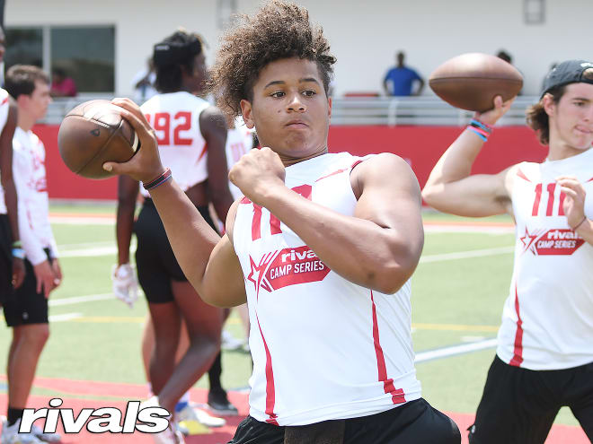 Colin Hurley updates recruiting visits