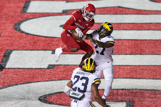 Former Michigan Wolverines football safety Hunter Reynolds is headed to Utah State.