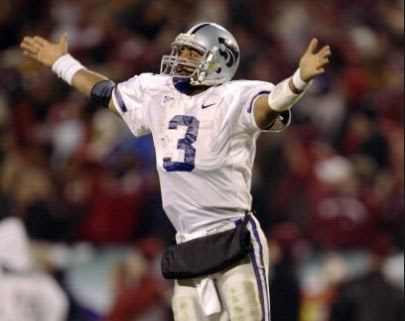 Ell Roberson led K-State to a Big 12 Championship in 2003, but could he have done more?