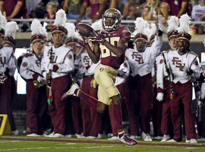 Ontaria Wilson led FSU with only 30 receptions during the 2020 season.