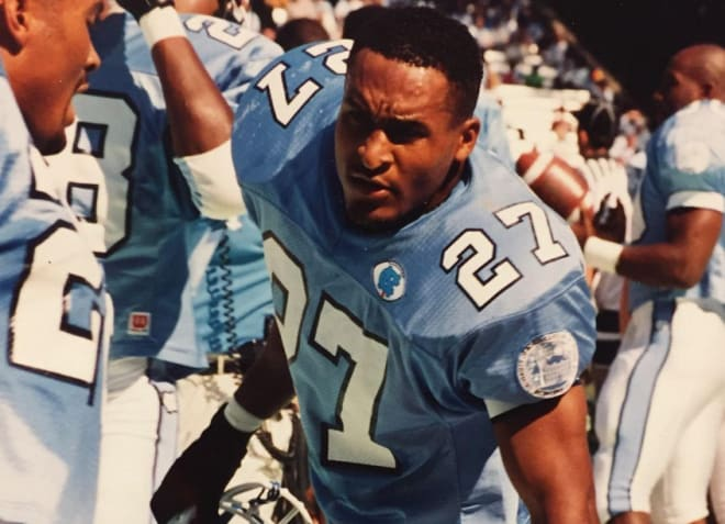 Next in our countdown is the electrifying Bracey Walker, who was an important player early in Mack Brown's tenure.