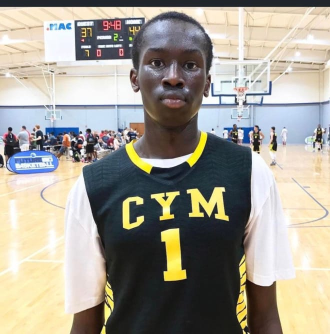 Bijiek will spend one year at CYM Prep in Dallas