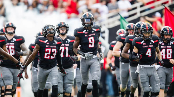 Redraidersports Ranking The Texas Tech Football 2019 Schedule