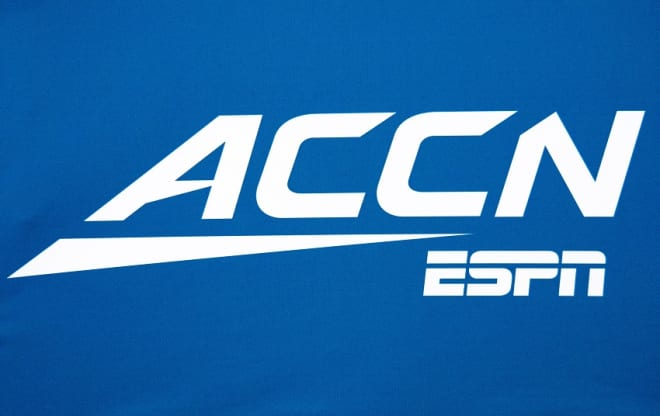 The new ACC Network logo.