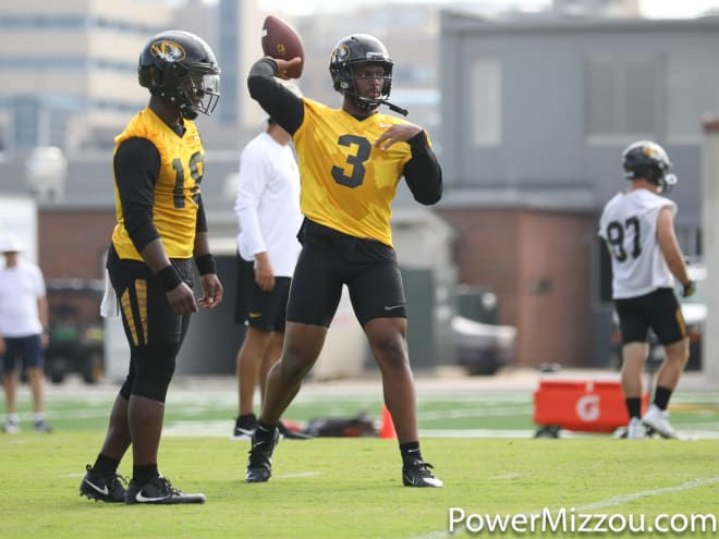 TCU transfer Shawn Robinson is expected to vie for the starting quarterback spot for Missouri.