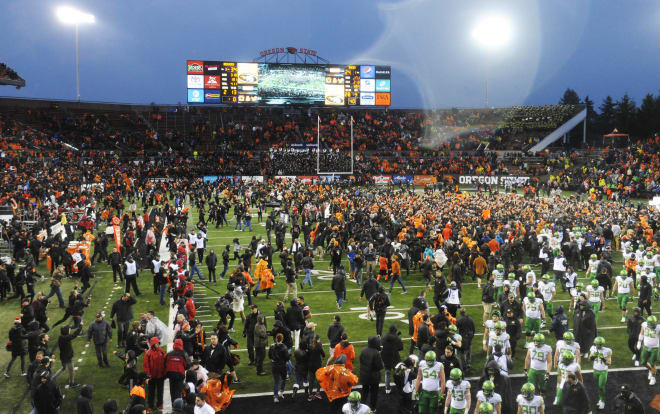 Join the best Oregon State fan community on the web at BeaversEdge.com!