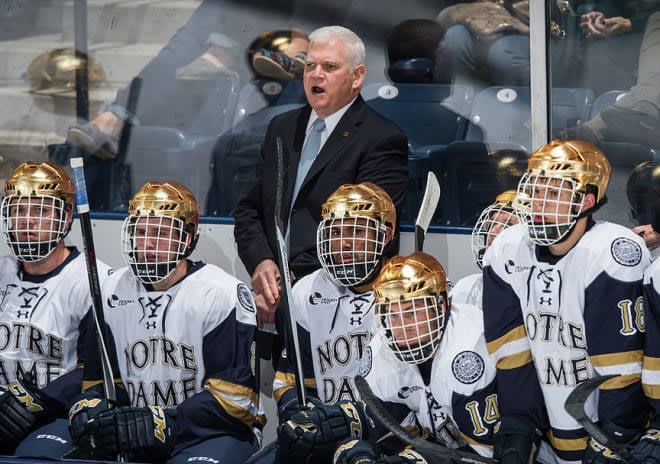 Notre Dame made the NCAA Tournament for the 11th time under head coach Jeff Jackson.