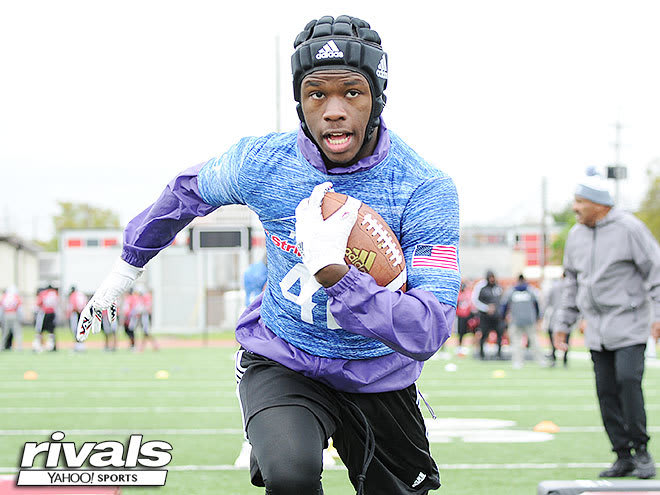 3-star RB Garland LaFrance is the second RB commit for the Red Raiders this week