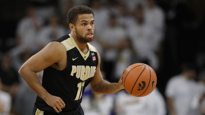 On his 25th birthday, P.J. Thompson talks about his role on the Boilermaker coaching staff and much more.