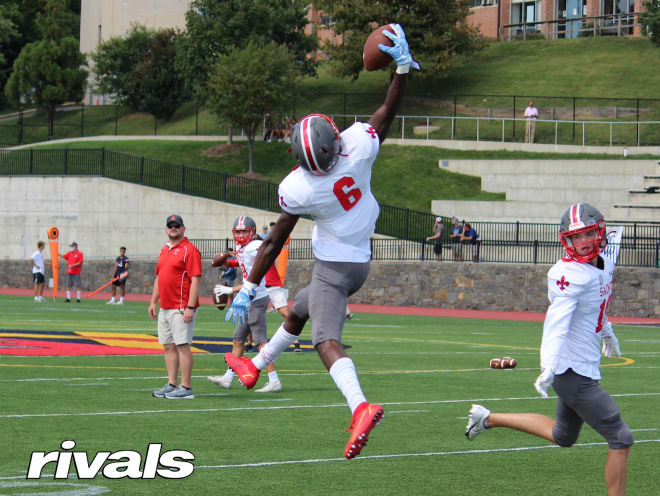 Fact or Fiction: WR Andre Greene will choose between UNC, Clemson