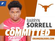Texas dips into Louisiana, signs DE Barryn Sorrell